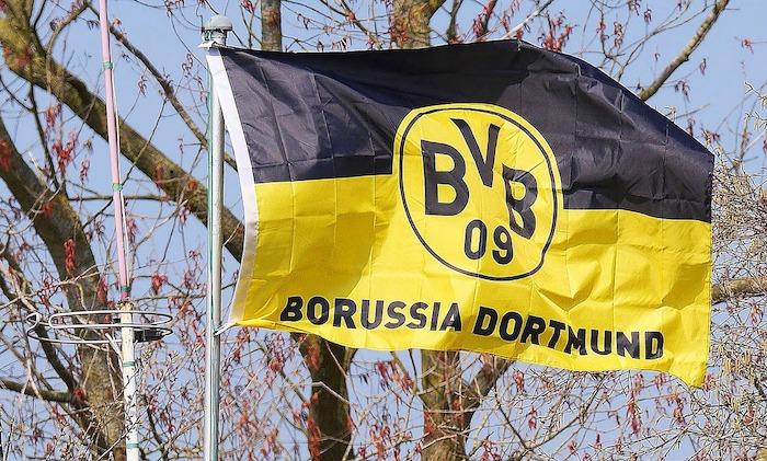 Dortmund BVB09 Flagge