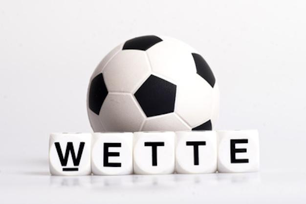 Fussball als Sportwetten Symbol der Wettbörse