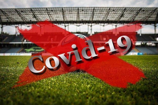Spielbetrieb vieler Ligen wegen Covid-19 Coronavirus eingestellt