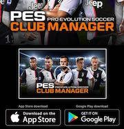 Pro Evolution Soccer Club Manager App
