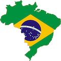 WM Fussball Brasilien Kontinent