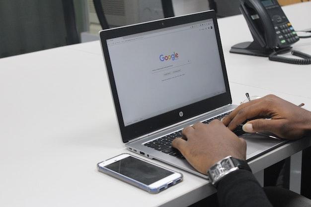 Casino und Sportwetten Werbung auf Google