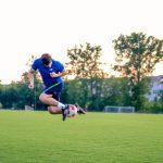 Feinheiten der Fußballtricks