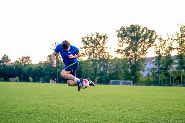 Feinheiten der Fussball Tricks