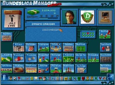 BMH - Bundesliga Manager Hattrick von Softeware 2000