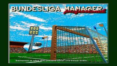 BMP - Bundesliga Manager Professional